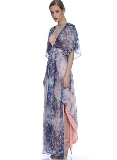 Foxiedox Elbise Mavi